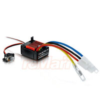 HobbyWing QuicRun 1:10 Waterproof Brushed 60A ESC 4WD RC Car Buggy Touring #1060