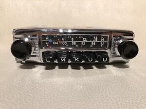 60' s style Volvo Amazon PV544 Blaupunkt Frankfurt Radio