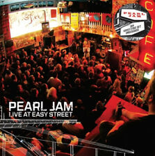 PEARL JAM LIVE AT EASY STREET RSD EDITION BLACK VINYL