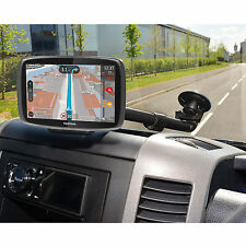 PANAVISE 709B Telescoping Windscreen Mount - TomTom Trucker 6000 Garmin Snooper