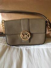 Michael Kors Handbag Small Shoulder Bag Beige