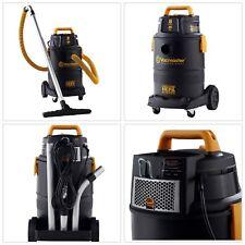 Vacmaster Industrial Vacuum Shop Vac Wet/Dry Vac 8 Gal. 10 ft. Kink-Proof Hose