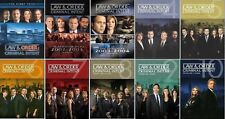 LAW & ORDER CRIMINAL INTENT COMPLETE SERIES 1-10 DVD Season 1 2 3 4 5 6 7 8 9 10