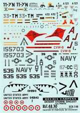 COLORADO DECALS 1/48 Desert Storm Pt 1 # 48030
