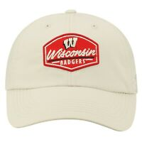 Wisconsin Badgers Hat Cap Lightweight Moisture Wicking Golf Hat Brand New