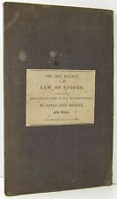 JAMES SEDGWICK The Law Of Storms NAUTICAL NAVIGATION METEOROLOGY WEATHER 1855
