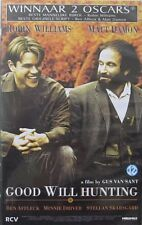 GOOD WILL HUNTING  -  VHS