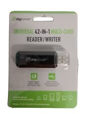 Digipower Universal 42-in-1 Multi Card Reader/ Writer DP-MCR4