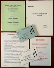 Thames Valley Eggs Limited 38th Annual Report & Statement of Accounts 1970 + 5