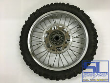RUOTA POSTERIORE HONDA CR CRF 125 250 450 REAR WHEEL CROSS CR125 CRF250 CRF450