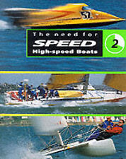 Barnhaft, Simon, High-speed Boats (Need for Speed), Very Good Book