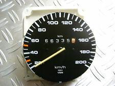 ++ VW Polo 86C III 2F Geschwindigkeitsanzeige -messer -200 km/h VDO 867957031 ++