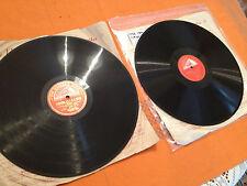 "BRUNO WALTER ""Symphony No 9 In C Major"" (Schubert) 2x12"" 78rpm 1938 DB3608/09 NM"