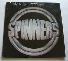 The Spinners 1977 Atlantic LP Spinners / 8  Factory SEALED!