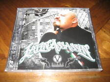 Chicano Rap CD Latin Assassin - Aztec Souls Records - Solow