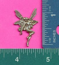 lead free pewter fairy flat Aa178