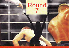 """"""" BOXING """" ROUND 7 SPORTS $11.99 DEN OR KIDS ROOMS Wallpaper bordeR Wall"""