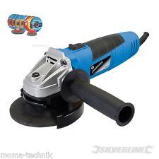 Winkelschleifer 115mm 500W Trennschleifer 12tlg Zubehörsatz 633831 / 264153