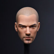 "1/6 Scale Head Sculpt Holly Monk F 12"" Male Action Figure Collectable Brand New"