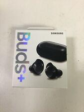 Samsung Galaxy Buds+ Plus True Wireless Earbuds Headphones - Black - Sm-R175