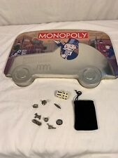 Monopoly collectors edition tin car replacement tokens and dice