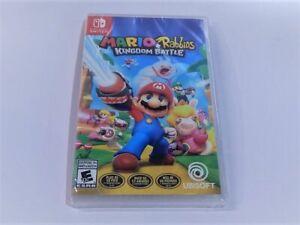 Mario + Rabbids Kingdom Battle for the Nintendo Switch