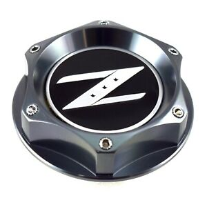 New Gunmetal Z Billet Oil Cap For Nissan Infiniti Nismo JDM GTR 350z 370z 240SX