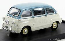 Brumm modellino auto scala 1/43 fiat 600 multipla stradale i series 1956 light
