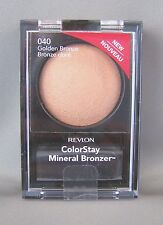 Revlon ColorStay Mineral Powder Blush / Bronzer Compact - Golden Bronze 040