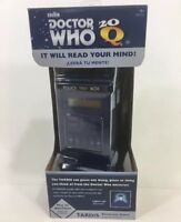 BBC DR Doctor Who TARDIS 20Q 20 Questions Game by Uncle Milton Phone Booth