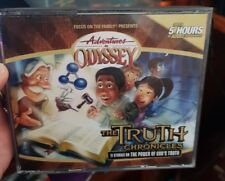 The Truth Chronicles - Adventures in Odyssey -  PC GAME - FREE POST *