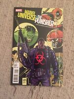 Marvel Universe Vs. the Punisher #1 1st Print High Grade [Marvel Comics, 2010]