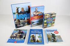 ✅ Angelfische / Fischerprüfung / Erfolgreich Angeln / 6 Bücher / Angel Bücher