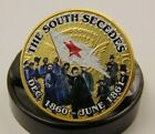 2013 Colorized Kennedy Half Dollar Civil War Commemorative The South Secedes  for sale