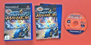 Motor Mayhem - Sony PlayStation 2