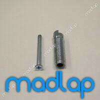 Logitech gear knob shifter STEEL adapter M10 x 1.25 M10 x 1.5 G29 G920 G27 G25
