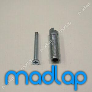 Logitech gear knob shifter STEEL adapter M10 x 1.25 or 1.5 G923 G29 G920 G27 G25