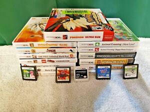 You Choose! Nintendo 3DS & DS Games Pokemon Animal Crossing Lego