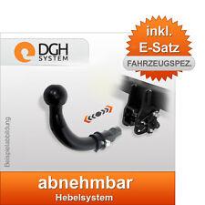Typ A05 Brink Anhängerkupplung starr /& 13poliger E-Satz Für Opel Zafira B 05