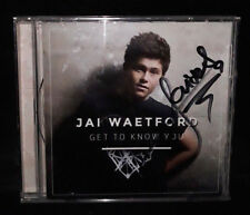 Jai Waetford ‎– Get To Know You (CD) Australia