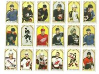 2003-04 Topps C55 Minis Lot of 18 NHL Hockey Cards Includes Bergeron Rookie