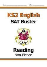 New KS2 English Reading SAT Buster: Non-Fiction (for tests in 2018 and...