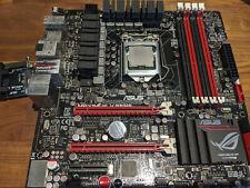 Asus Maximus V Gene Z77 Intel LGA 1155 Motherboard Micro ATX DDR3 Sata3