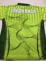 Imran khan one day international world cup  Pakistan cricket jersey