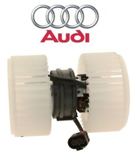 For Audi S8 A8 Quattro Blower Motor for Air Conditioner A/C & Heater Genuine