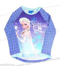 Magliette e maglie blu Disney per bambine dai 2 ai 16 anni