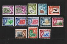 Pitcairn Islands - 1957 set, mint, cat. $ 53.05