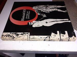 Histoire D' O Guido Crepax 1978 Livre-essor Tbe