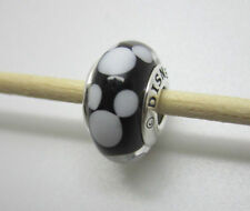 "Original Pandora Element Disney Murano 791633 ""Classic Mickey"" 925 ALE"