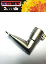 Leister Breitschlitzdüse für TRIAC S, ST, AT 40 mm, 90° gebogen 105531
